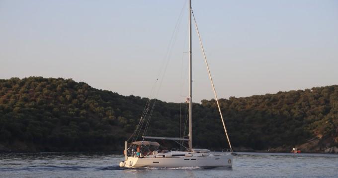 Noleggio yacht a Volos – Jeanneau Sun Odyssey 439 su SamBoat