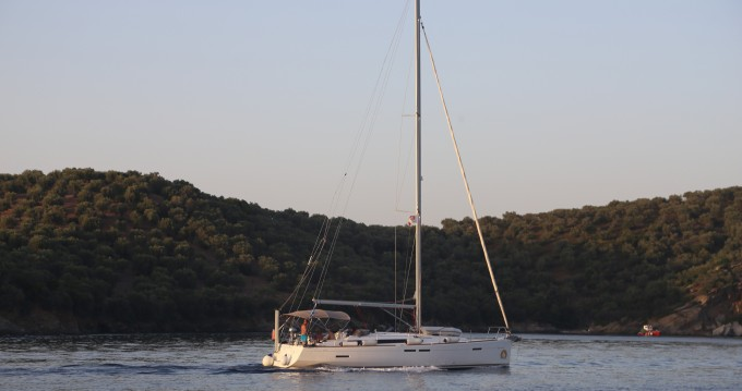 Noleggio Barca a vela con o senza skipper Jeanneau a Skópelos