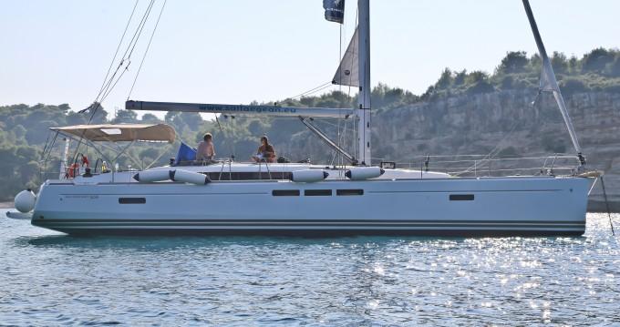 Noleggio barche Jeanneau Sun Odyssey 509 a Volos su Samboat
