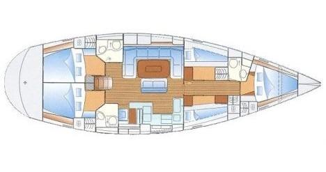 Noleggiare una Bavaria Bavaria 50 Cruiser a Atene