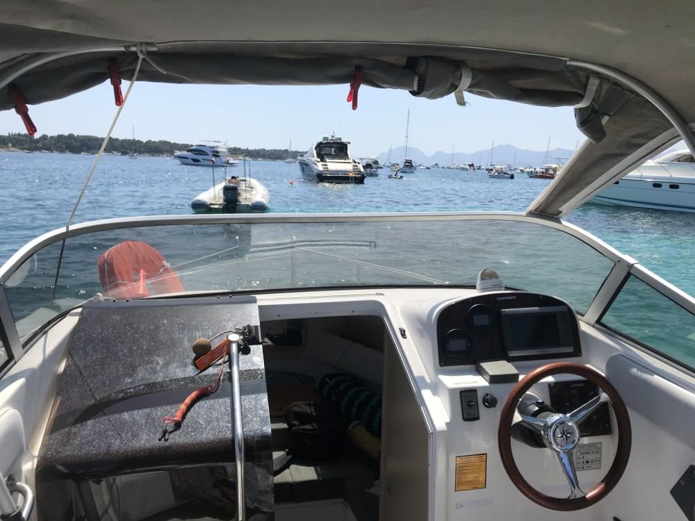noleggio Barca a motore Mandelieu-la-Napoule - Drago Drago Cabin Family 660