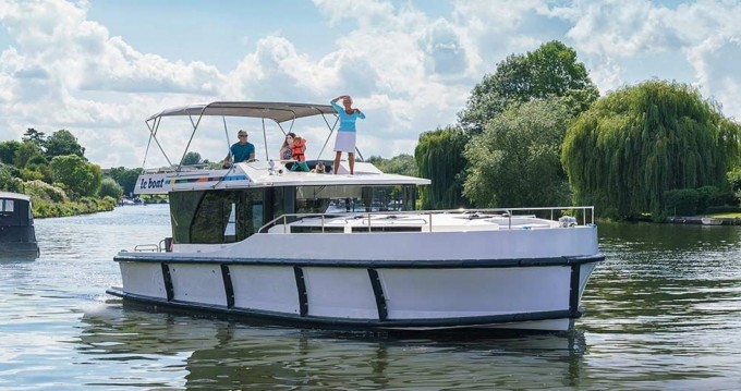 Noleggio barche Carrick-on-Shannon economico Horizon 4