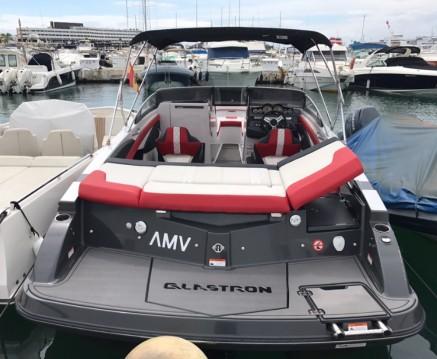 Noleggio Barca a motore con o senza skipper Glastron a Ibiza Island