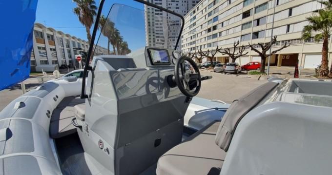 Noleggio Gommone con o senza skipper Adventure a Toulon