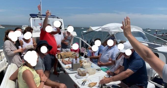 Noleggio Barca a motore MORIN con patente nautica