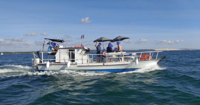 Noleggio yacht a Lège-Cap-Ferret – MORIN Chaland - Plate su SamBoat