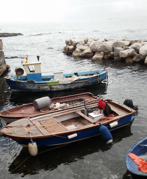 Noleggio Barca a motore con o senza skipper Conplast a Napoli