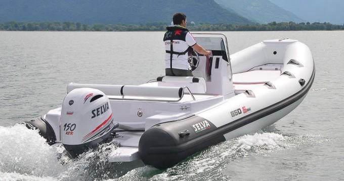 Noleggio barche Selva D650 DS Spécial a Pianottoli-Caldarello su Samboat