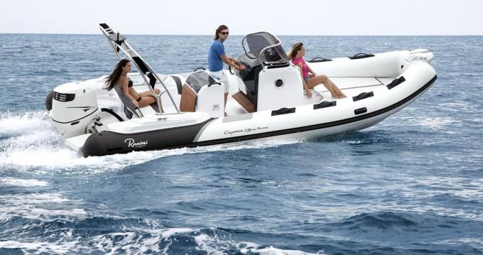 Noleggio barche Arcachon economico Cayman 23 Sport