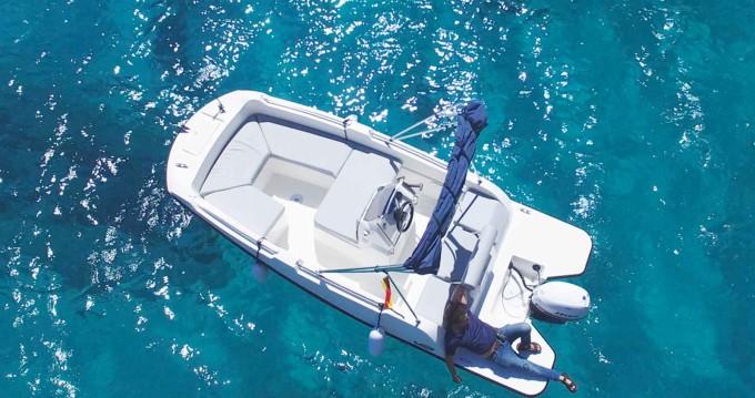 Noleggio Barca a motore a Formentera – V2-Boat 5.0