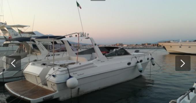 Noleggio barche Molinari dart 36 a Castellammare di Stabia su Samboat