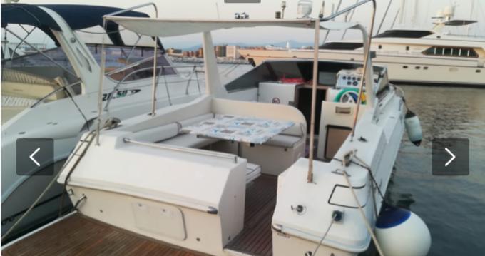 Noleggio Barca a motore Molinari con patente nautica