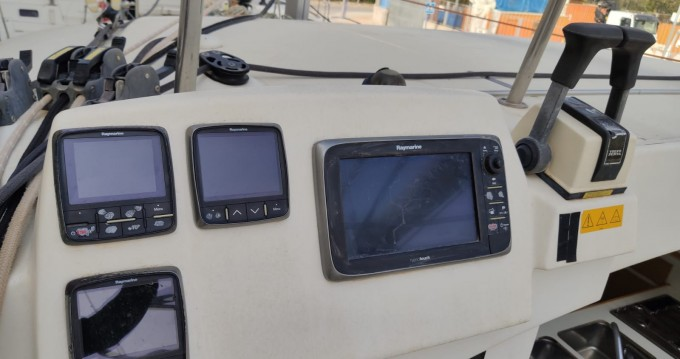 Noleggio Catamarano a Ayamonte – Lagoon Lagoon 380 S2