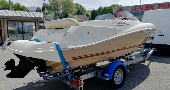 Noleggio Barca a motore con o senza skipper Quicksilver a Annecy