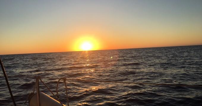 Noleggio barche Agde economico Sun Rise 34