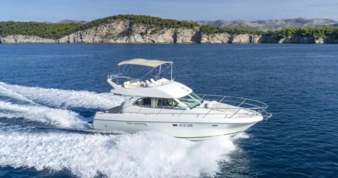 Noleggio barche Jeanneau Prestige 36 a Ragusa su Samboat
