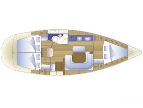 Noleggio Barca a vela a Sývota – Bavaria Bavaria 37