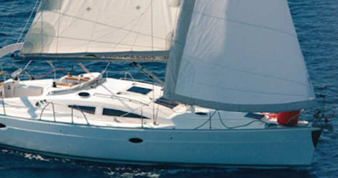 Noleggio yacht a Kórfos – Elan Elan 384 su SamBoat