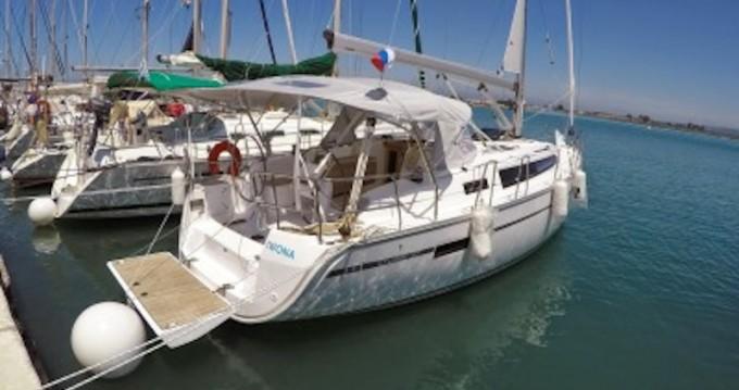 Barca a vela a noleggio a Sývota al miglior prezzo