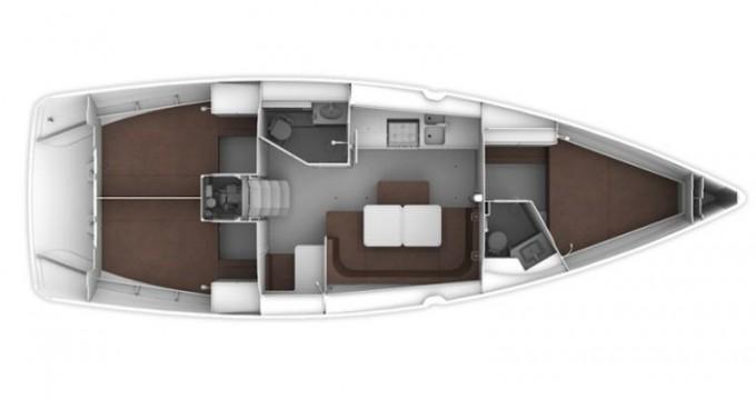 Barca a vela a noleggio a Kórfos al miglior prezzo
