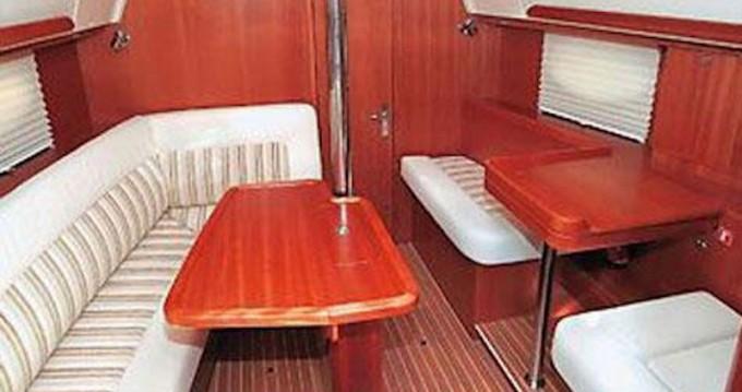 Noleggio Barca a vela con o senza skipper Elan a Kórfos