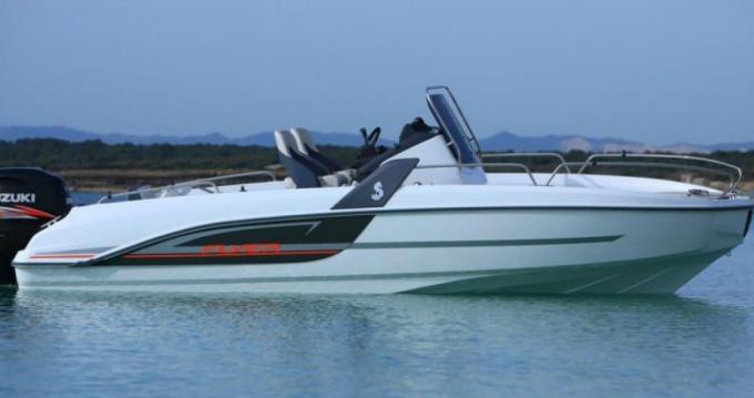 Noleggio barche Le Verdon-sur-Mer economico Flyer 6.6 SUNdeck