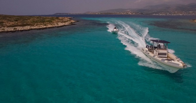 Noleggio barche Paro economico Faethon 900