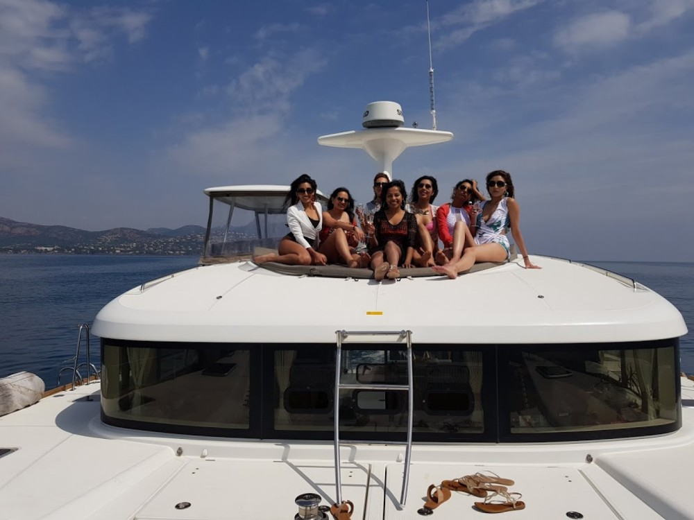 Lagoon Lagoon 40 Motor Yacht tra personale e professionale Cannes