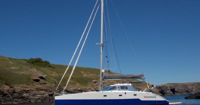 Noleggio Catamarano con o senza skipper Multicap-Caraibes a La Trinité-sur-Mer