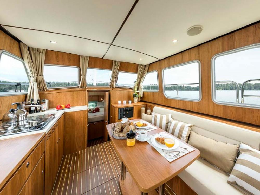 Noleggio Barca a motore con o senza skipper Linssen BWSV Beernem