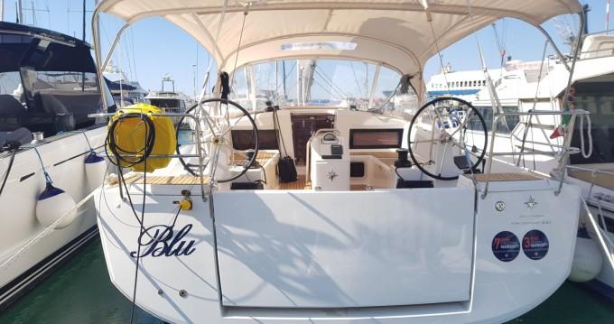 Noleggio Barca a vela Jeanneau con patente nautica