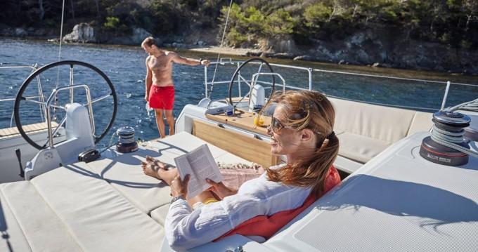 Jeanneau Sun Odyssey 440 tra privati e professionisti a Procida