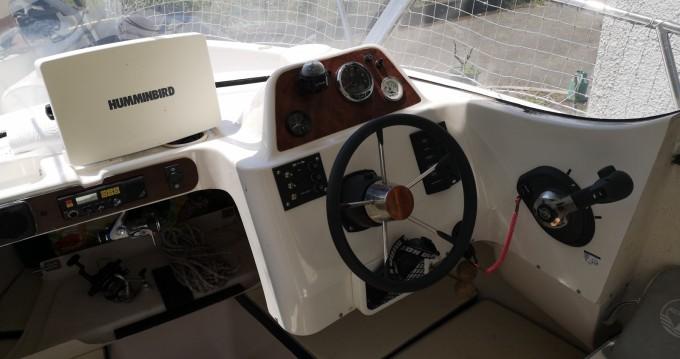 Noleggio barche Quicksilver 560 pilothouse a Versoix su Samboat