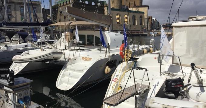 Noleggio barche Lagoon Lagoon 38 a Napoli su Samboat