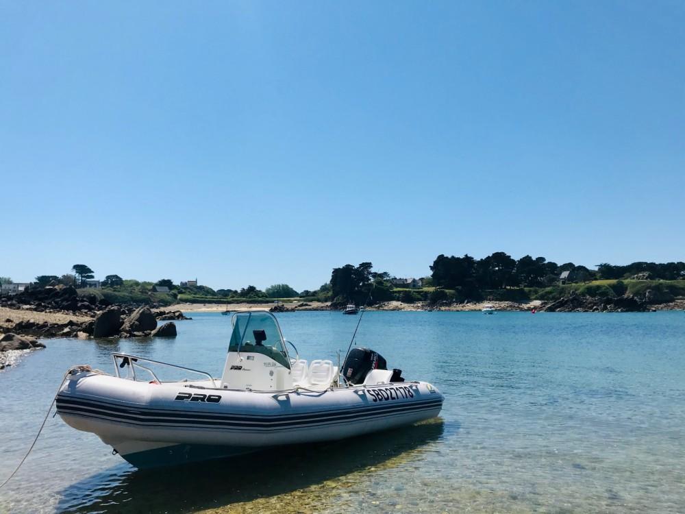 Noleggio Gommone con o senza skipper Zodiac Saint-Quay-Portrieux