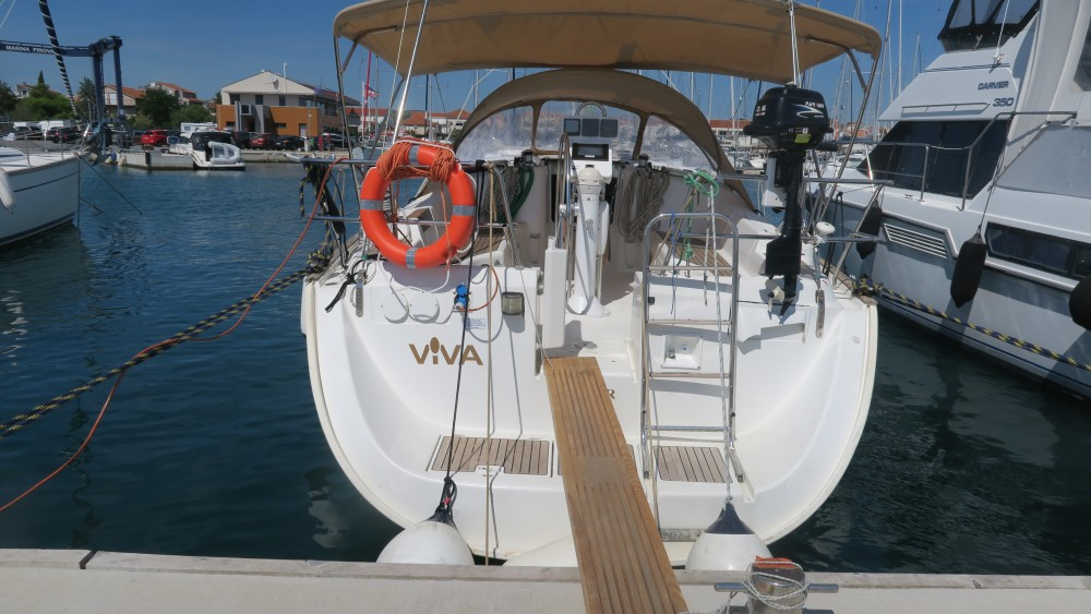 Noleggio Barca a vela con o senza skipper Bénéteau Pirovac