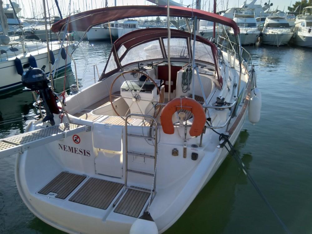 Noleggio yacht Porto di Alimos - Bénéteau Oceanis 411 Clipper su SamBoat