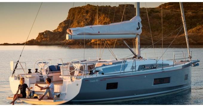 Noleggio Barca a vela a Pátra – Bénéteau Oceanis 46.1