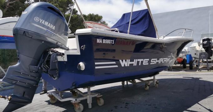 Noleggio barche White Shark White Shark 205 a Marseille su Samboat