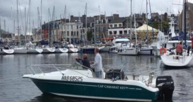 Noleggio Barca a motore a Île-de-Bréhat – Jeanneau Cap Camarat 615 WA