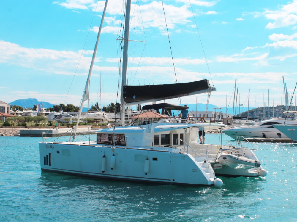 Noleggio yacht Seghetto - Lagoon Lagoon 450 Fly su SamBoat