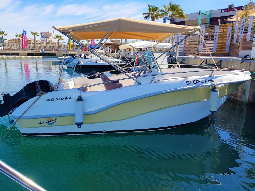 Noleggio yacht Torrevieja - Rio Rio 550 SOL su SamBoat