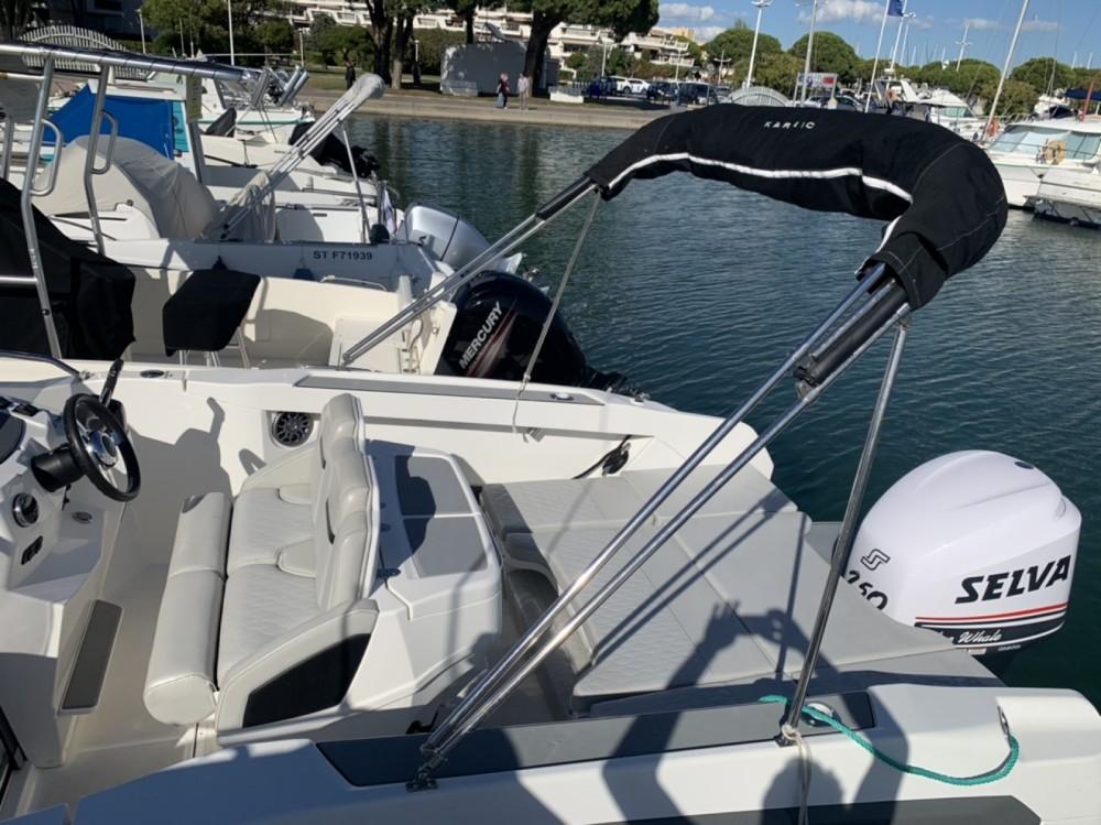 Noleggio yacht Le Grau-du-Roi - Karnic SL 702 su SamBoat