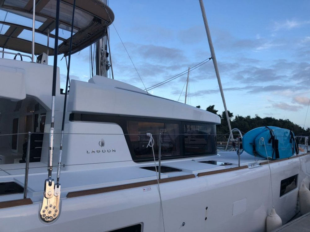noleggio Catamarano  - Lagoon Lagoon 52
