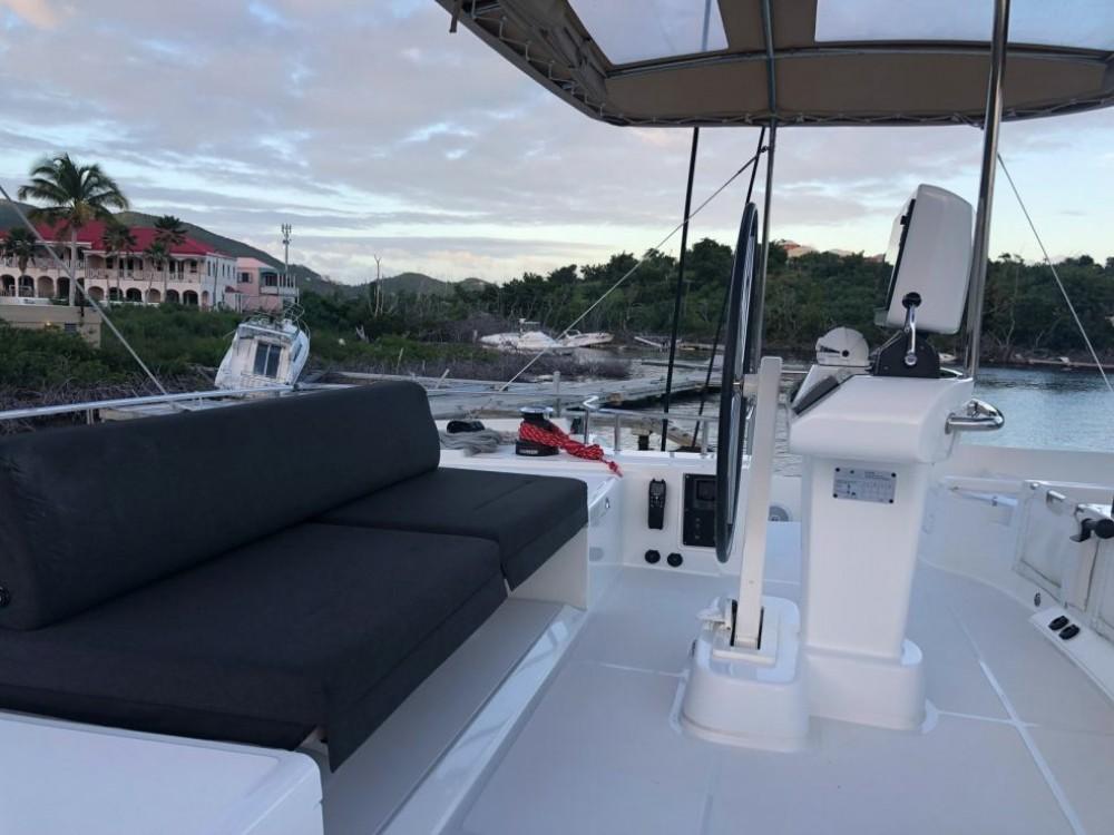 Noleggio barche Lagoon Lagoon 52  su Samboat