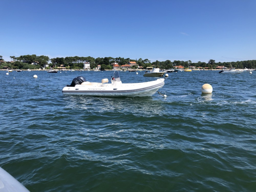 Noleggio barche Lège-Cap-Ferret economico Tempest 650