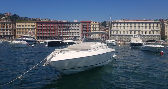 Conam lupo di mare 36 open tra privati e professionisti a Napoli
