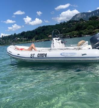 Noleggio yacht a Aix-les-Bains – Bombard Explorer 530 su SamBoat
