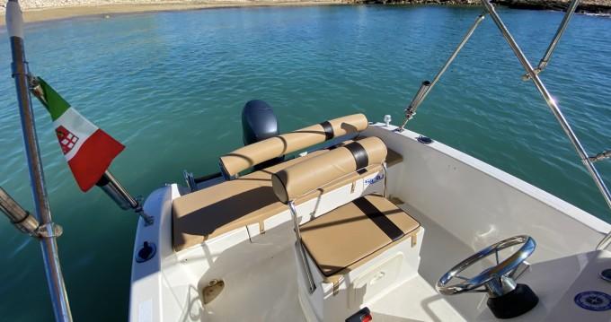 Noleggio barche Aquamar Samoa Avola su Samboat