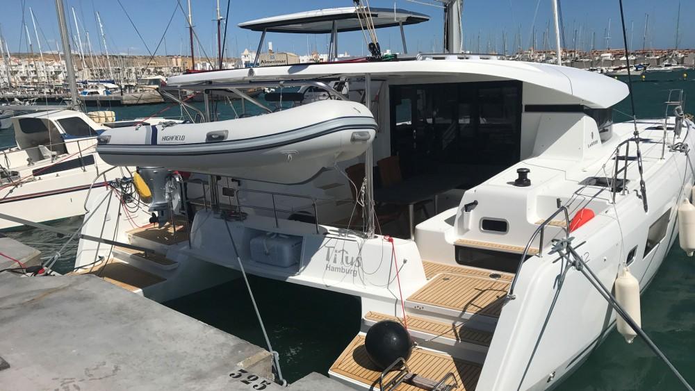 Noleggio barche Rogosnizza economico Lagoon 42